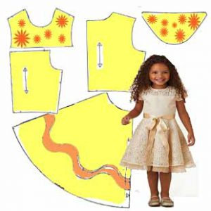 انواع-الگوی های مدلدار کودک